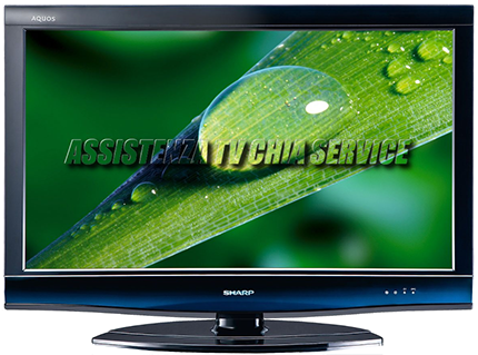 Riparazione Tv Genova.Assistenza Tv Sharp Genova